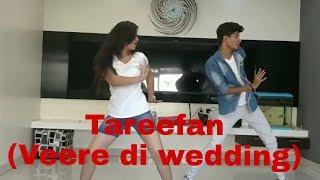 Tareefan | Veere Di wedding | Sonam kapoor | Badshah | By Hitesh Gidwani