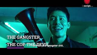 THE GANGSTER, THE COP, THE DEVIL - Won Tae LEE - Clip 01
