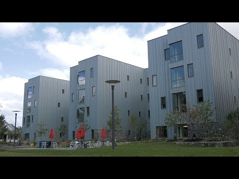 What's the blueprint for a 21st-century college campus