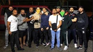 Mois feiert Geburtstag mit Sun Diego Juri und Scenzah - Iftar bei Salah und den Jungs
