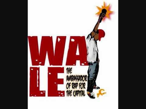 Wale - Riding In That Black Joint
