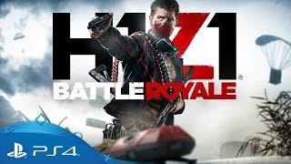 H1Z1: Battle Royale   Launch Trailer   PS4