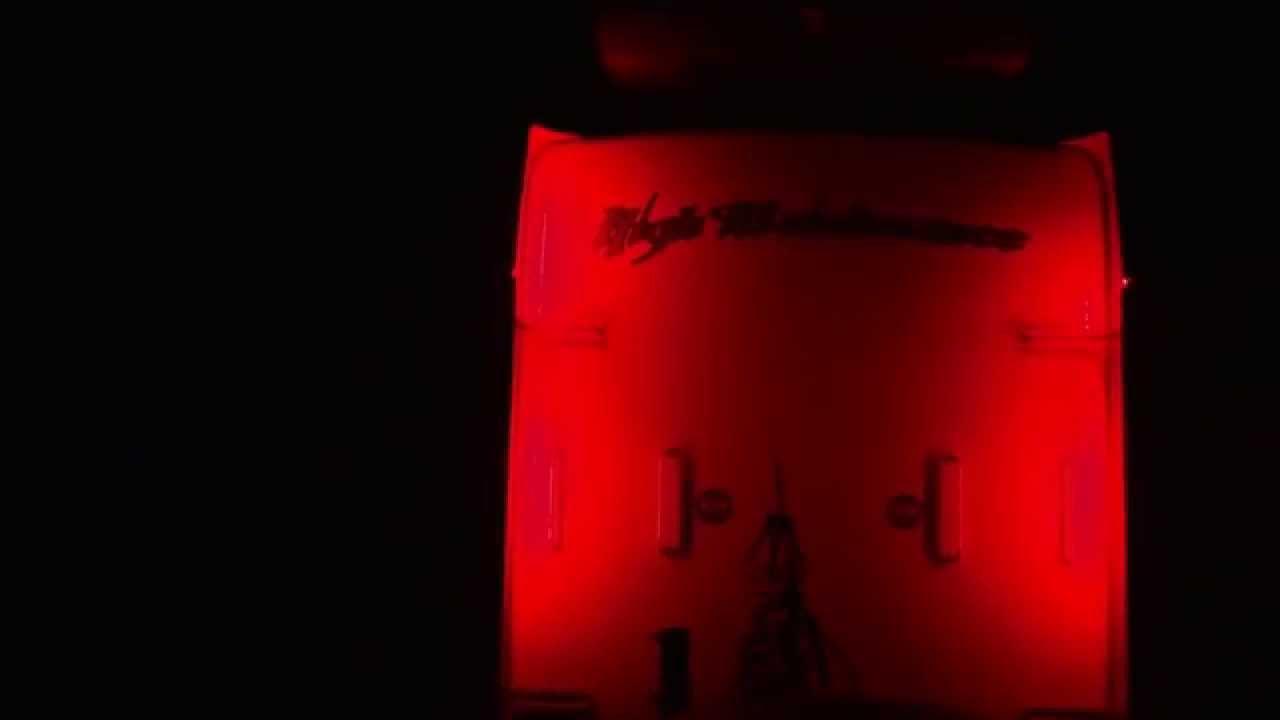 kenworth w900 chicken lights