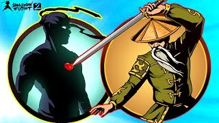 ОПЯТЬ ОТШЕЛЬНИК ПОБЕЖДЕН     Shadow Fight 2 СПЕЦИАЛЬНОЕ ИЗДАНИЕ игра бой с тенью