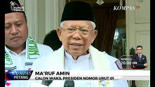 Download Video Ma'ruf Amin: Target 60% Suara di Banten MP3 3GP MP4