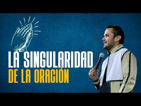 Carlos Rafael Bonilla - La Singularidad de la Oración