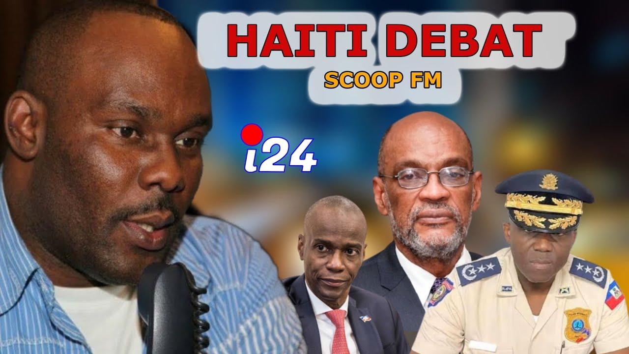Download Haiti Debat en direct avec Garry Pierre Paul Charles 22/10/2021