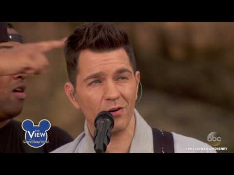 Andy Grammer Performs 'Fresh Eyes' | The View