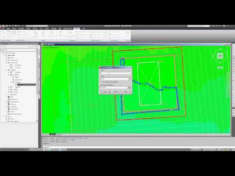 LIDAR for Well Site Design and Scouting - SarPoint Engineeri