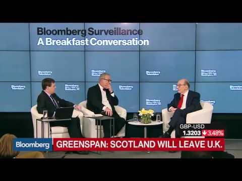 Alan Greenspan Calls For a Return of the Gold Standard