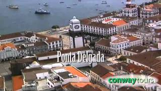 Conway Tours - The Azores - Sao Miguel