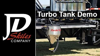 JD Skiles Turbo Tank Demo