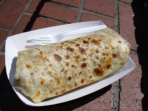 Best Burrito in Los Angeles
