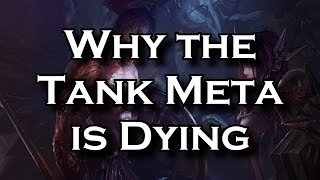 Why the Tank Meta is Dying and Where the New Meta is Headed | League of Legends LoL