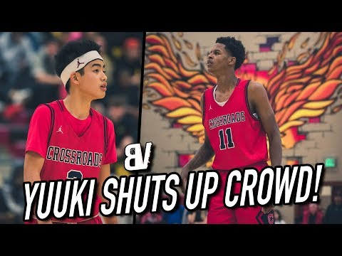 "5'5"" Yuuki Okubo SHUTS UP Crowd MOCKING His Height! Shareef BACK FROM INJURY + DJ Houston BUCKETS"