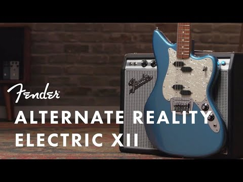 Fender revives the iconic Electric XII 12-string for new Alternate Reality model   Guitarworld