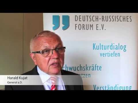 Harald Kujat, General a.D., über die Bedeutung des NATO-Russland-Rates
