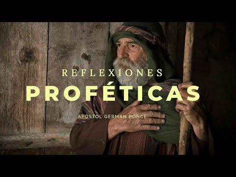 Apóstol German Ponce │ Reflexiones Proféticas │ domingo pm 20 enero 2019