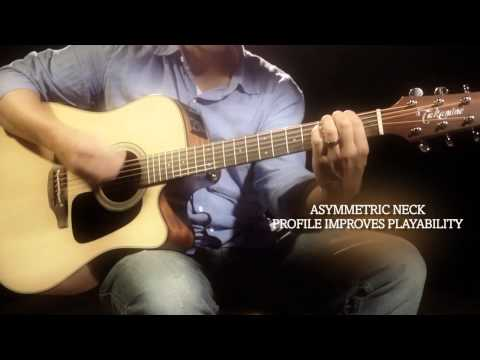 Takamine™ Pro Series P2DC Acoustic-Electric Guitar