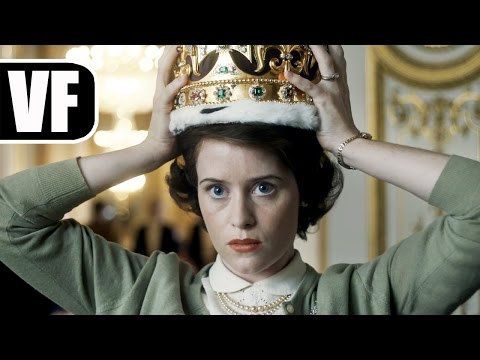 THE CROWN streaming VF (Netflix 2016)