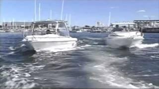 Seafarer Vagabond Release Venom 6.2 Mtr Sports Console Fishing Boat Myboatingshop.com.au