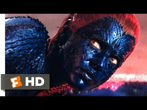 X-Men (4/5) Movie CLIP - Toad and Mystique (2000) HD