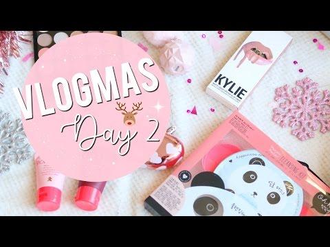 HOW I EDIT MY BLOG PICTURES I VLOGMAS DAY 2 I dizzybrunette3