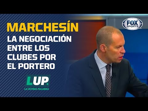 """""""Si Marchesín hubiera dicho 'No me quiero ir', el Porto no paga la cláusula"""""""