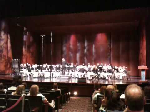 Ancient Voices, Gull Lake Middle School 7th Grade State Band Competition