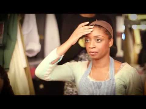 Character Study: Montego Glover (MEMPHIS) Gets Ready Backstage to Play Fantine in LES MISERABLES