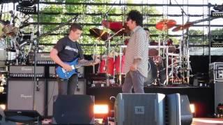 Toto - Holy War at soundcheck SLC 8/31/15