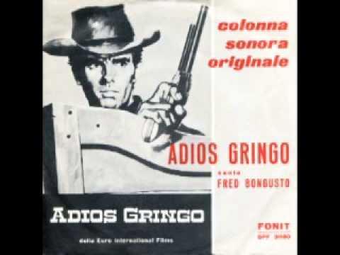 Adios gringo ost 45 Fred Bongusto