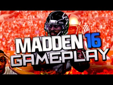 VICK IS THE GOAT! CRAZY CANNON ARM! SUPERBOWL GAME | MADDEN 16 ULTIMATE TEAM