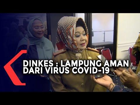 Dinkes Nyatakan Lampung Aman dari Virus Covid 19