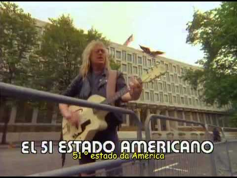 New Model Army - 51st States of America - Legendado.avi