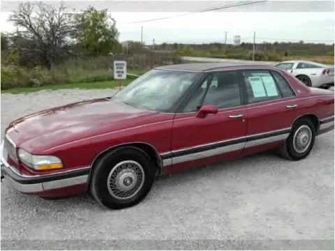 1991 Buick Park Avenue Used Cars Pataskala Oh Youtube