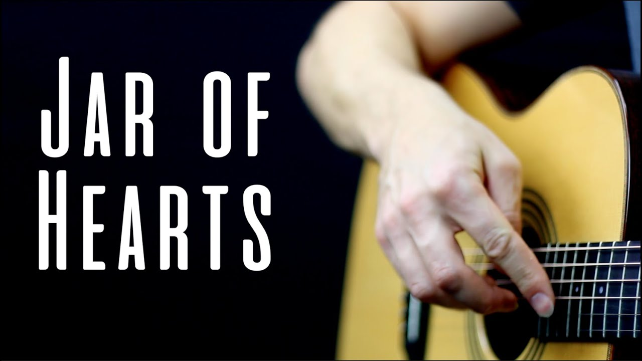 jar of hearts chords pdf