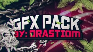 Gfx pack by bug4tronic efeitos lights renders e tals link do