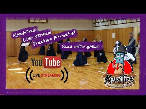 Kendo Tips: Practice formats and Mitorigeiko