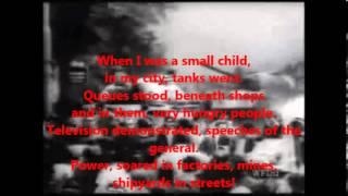 Polish anti-communist song - Red motherfuckers (Czerwone skurwysyny)