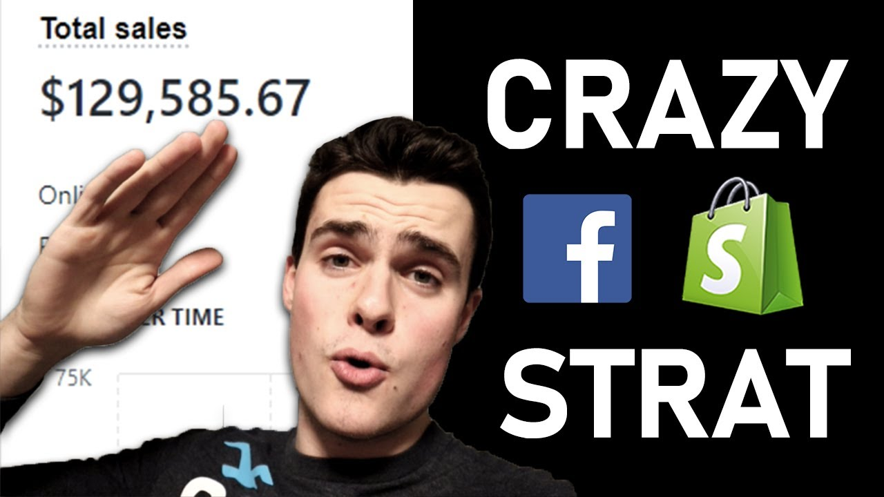 CRAZY Facebook Ads Strategy for 2019 | Dropshipping & E-Commerce