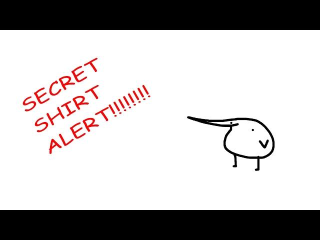 brand new shirts PLUS SECRET SUPER LIMITED SHIRT WOW