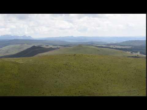 Nyanga's Rolling Green Hills
