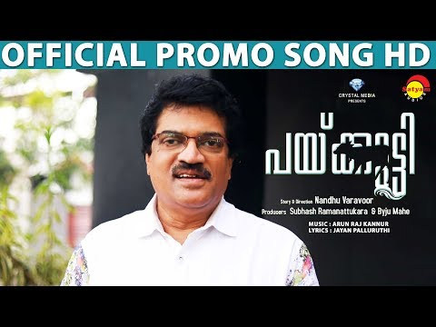 Paikutty Official Promo Song HD | New Malayalam Film