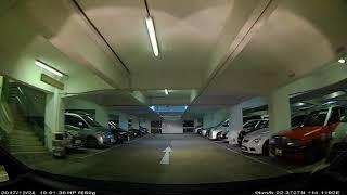 香港泊車好去處 - 荃灣多層停車場大廈 (入)