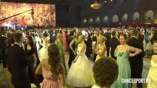 видео: Viennese Ball 2014 in Moscow / Венский Бал 2014 в Москве