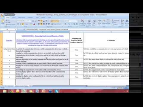 How to avoid worthless patents and develop a strong patent portfolio  xvid