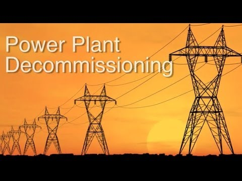 Decommissioning Power Plants - RE POWER  Lessons Learned