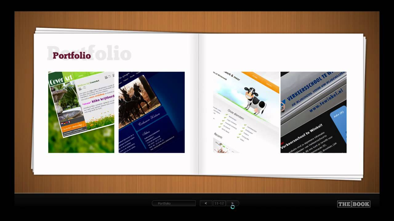 The book powerpoint template youtube toneelgroepblik