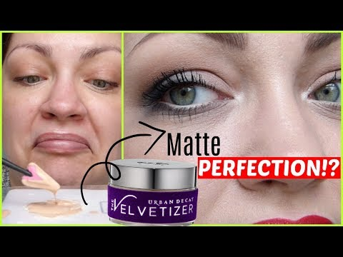 YouTube Made Me Buy It!: Urban Decay THE VELVETIZER Translucent Mix-In Medium